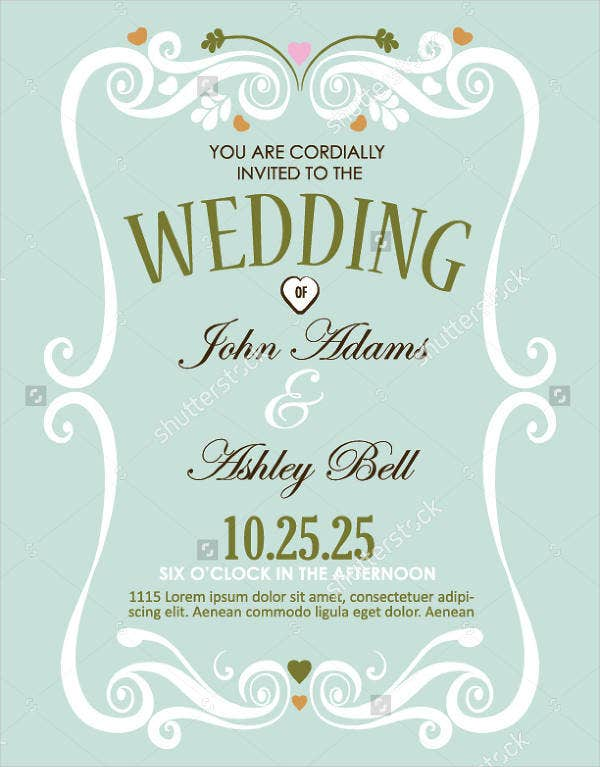 wedding-reception-invitation-flyer