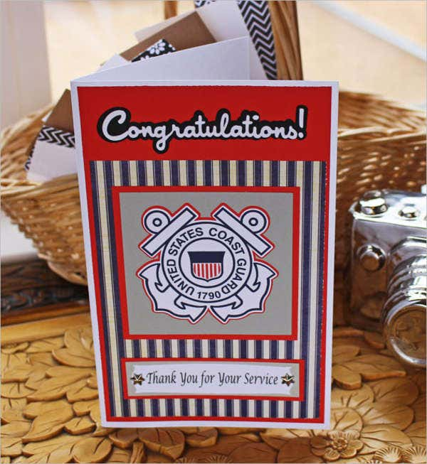 handmade congratulations thank you card