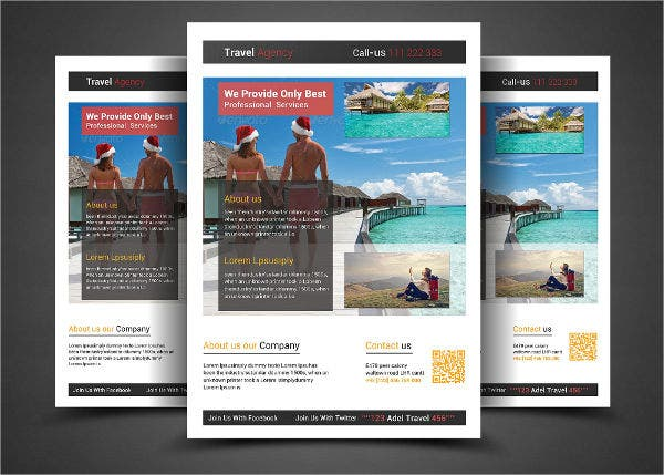 holiday-travel-invitation-flyer