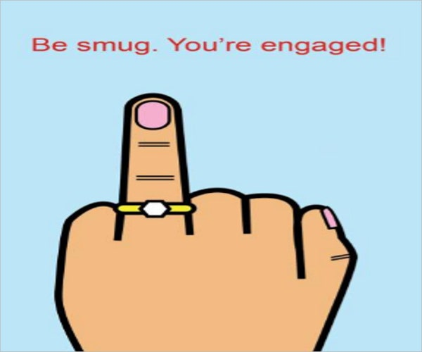 funny engagement greeting card1