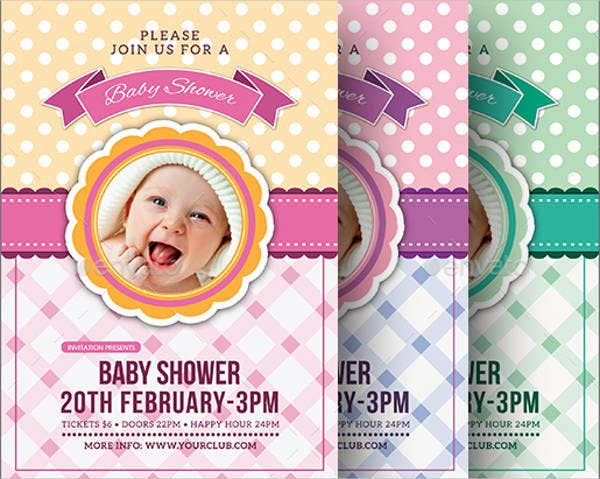 community-baby-shower-invitation-flyer