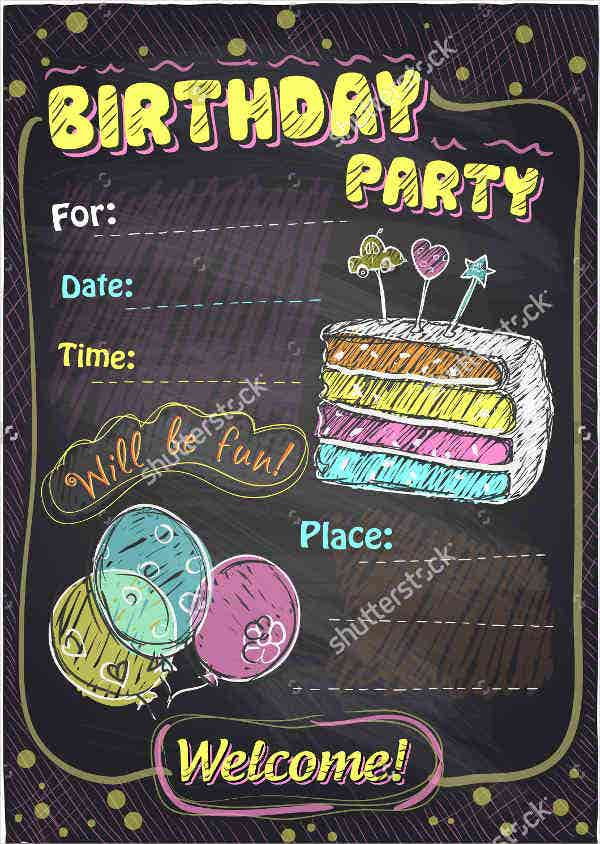 baby-birthday-invitation-flyer