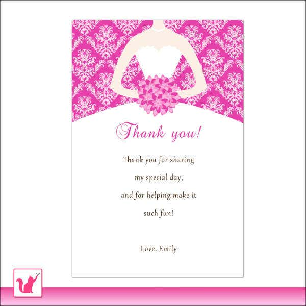 bridal-party-thank-you-greeting-card