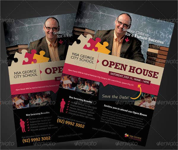 school-open-house-invitation-flyer