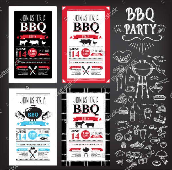 restaurant-invitation-menu-flyer