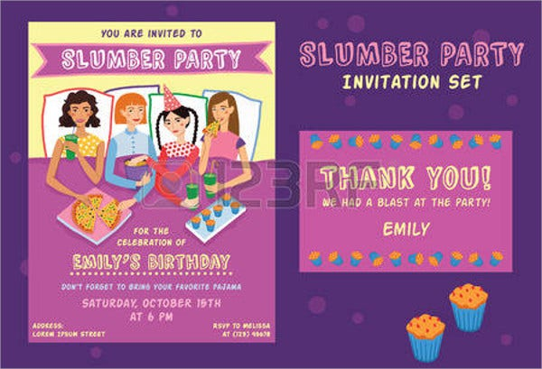 birthday party thank you card4
