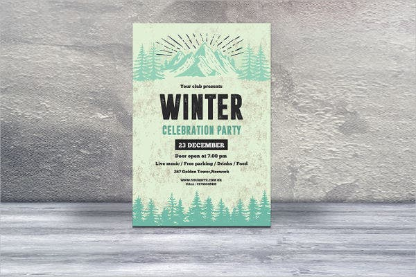 winter-holiday-invitation-flyer