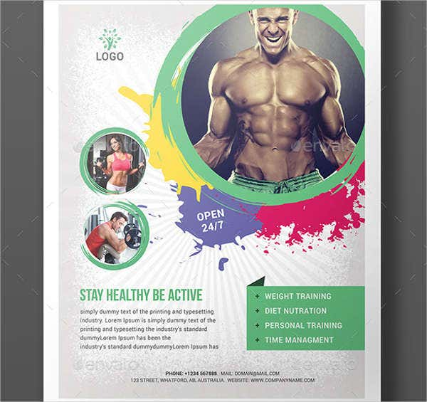 Fitness Consulting Group Flyer