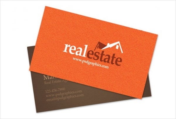 -Real Estate Investing Business Card