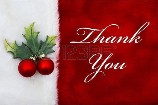 Thank You Card Designs  Free  Premium Templates