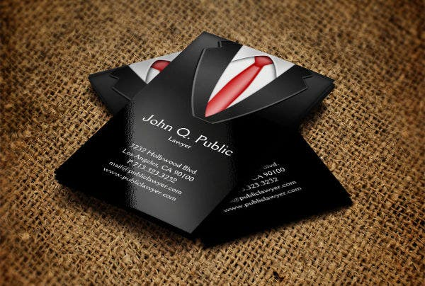 -College Student Business Card