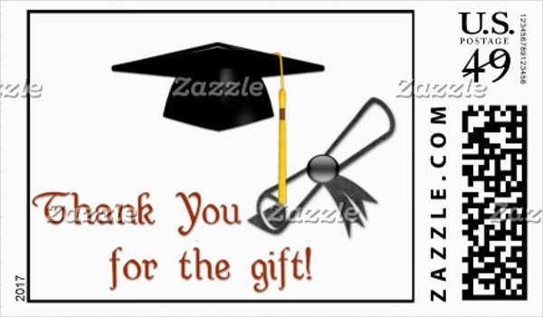 high school graduation thank you card2