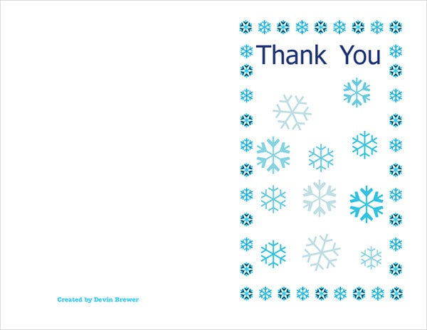 free thank you teacher card