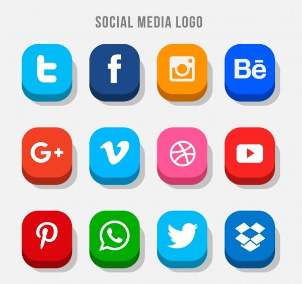 social-media-logo-buttons