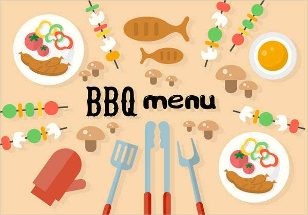 bbq-themed-party-menu