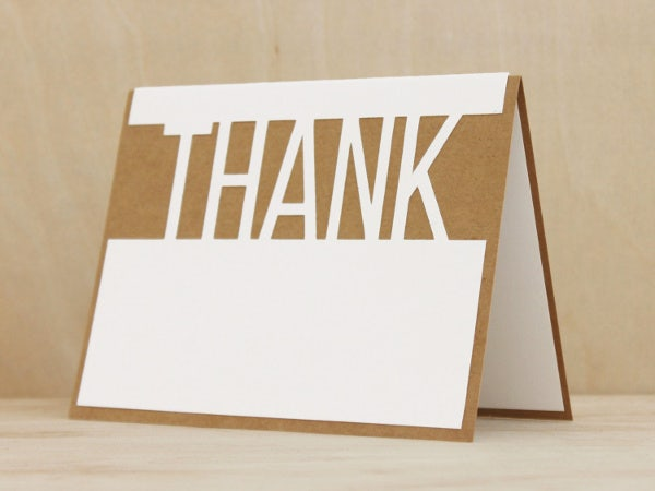 diy thank you pop up card