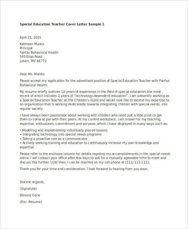 special education resume cover letter1