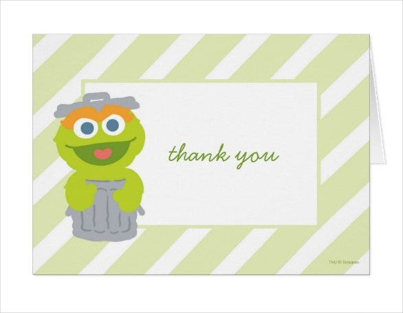 printable baby shower thank you card2