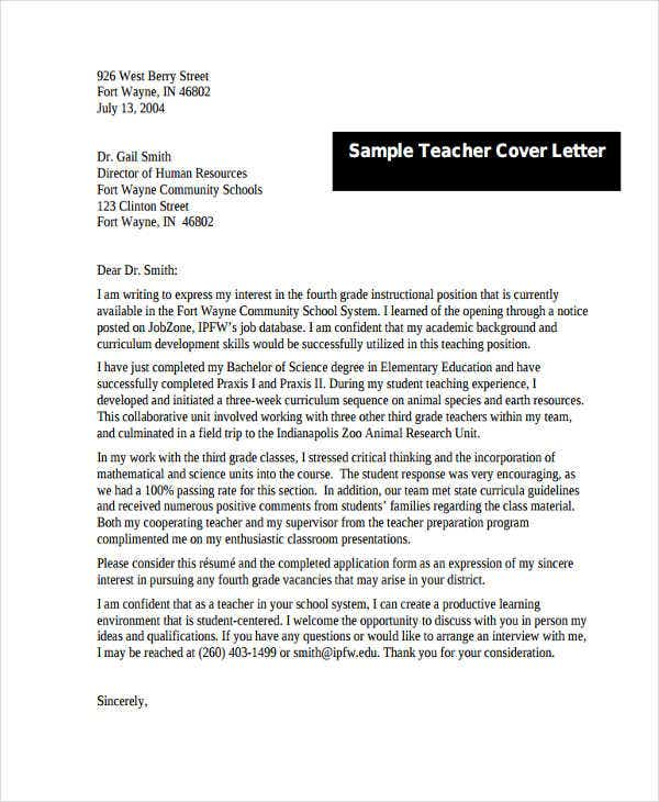 elementary education resume cover letter3