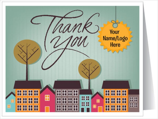 real-estate-agent-thank-you-card