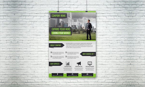 business solution marketing flyer1