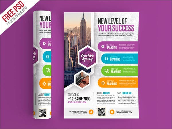 multipurpose a4 business flyer1