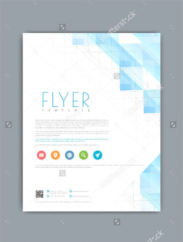 creative professional business flyer2