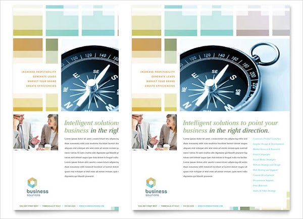 business solutions consulting flyer1