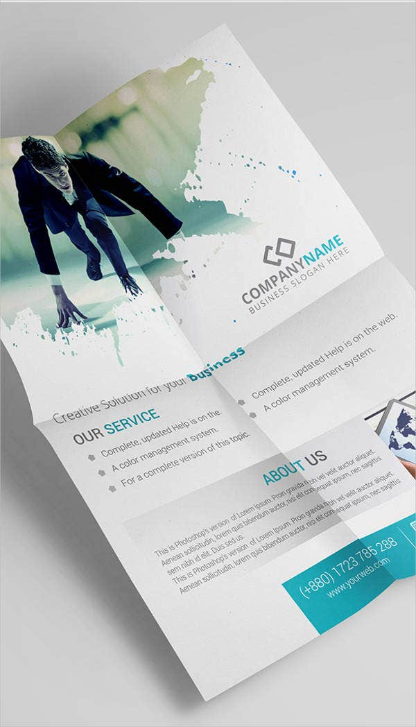 modern corporate business flyer3