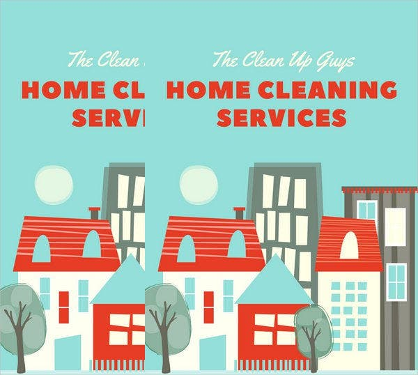 marketing cleaning business flyer1