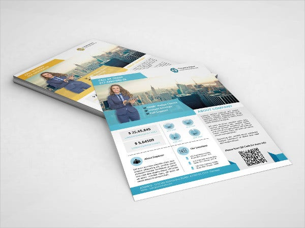 indesign multipurpose business flyer2