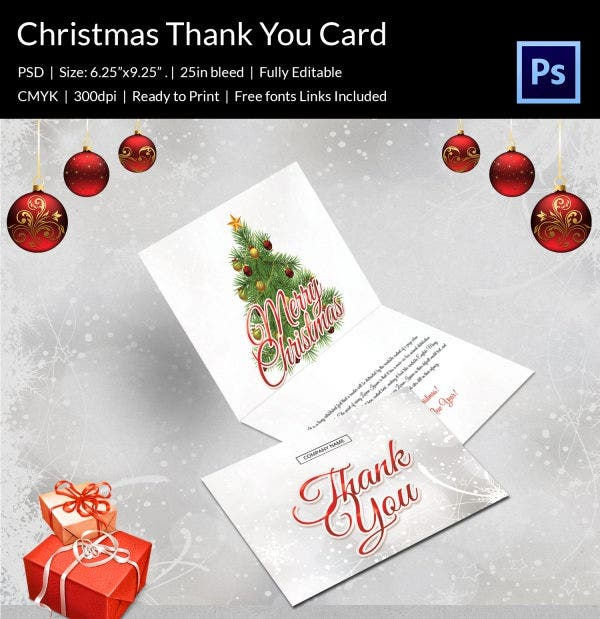 thank-you-christmas-greeting-card