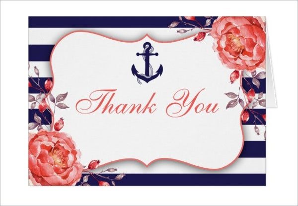 wedding shower thank you card5