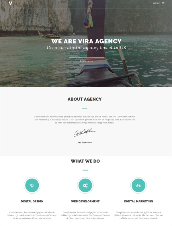 agency-bootstrap-html5-website-template
