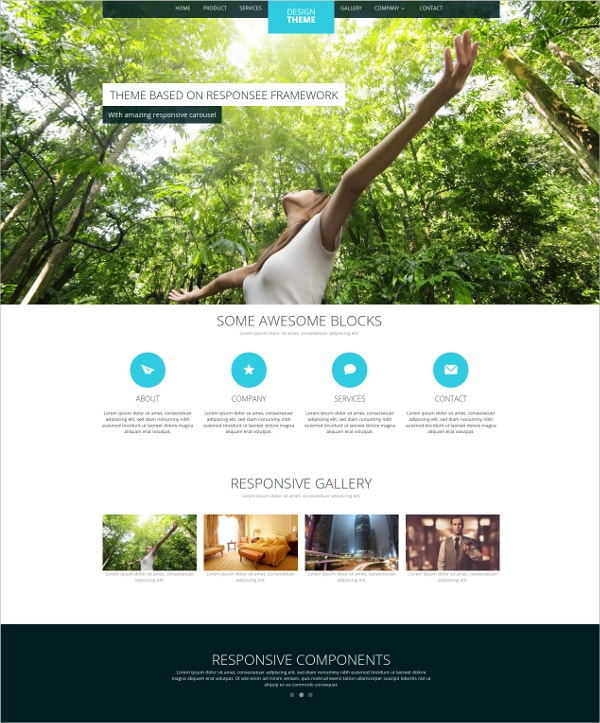 responsive-html-template