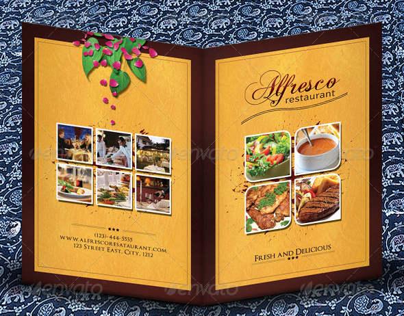 hotel-menu-card