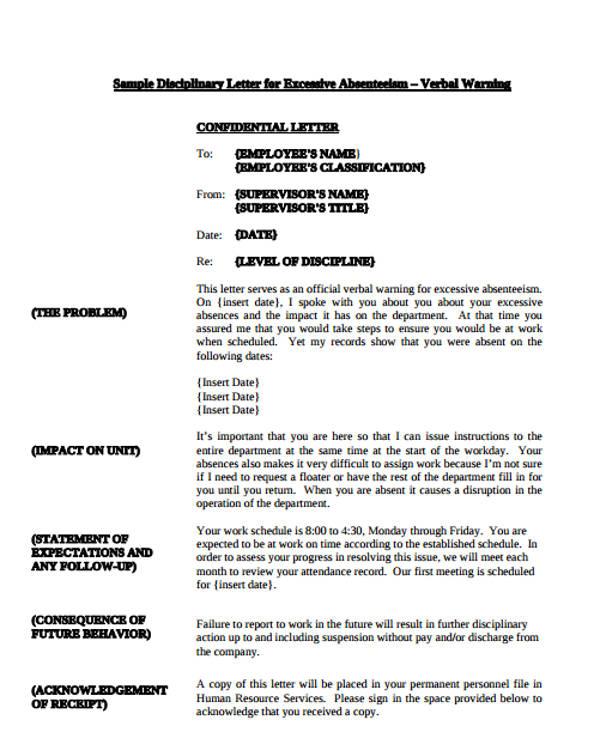 Disciplinary memo template solarfm index of cdn291999602 spiritdancerdesigns Gallery