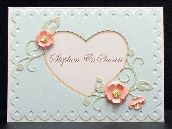 personalised-handmade-wedding-card