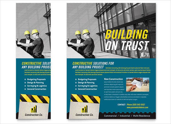 commercial-construction-business-flyer