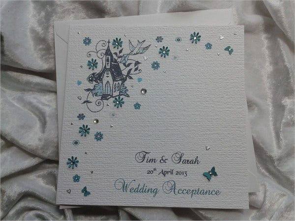 personalised-wedding-acceptance-card