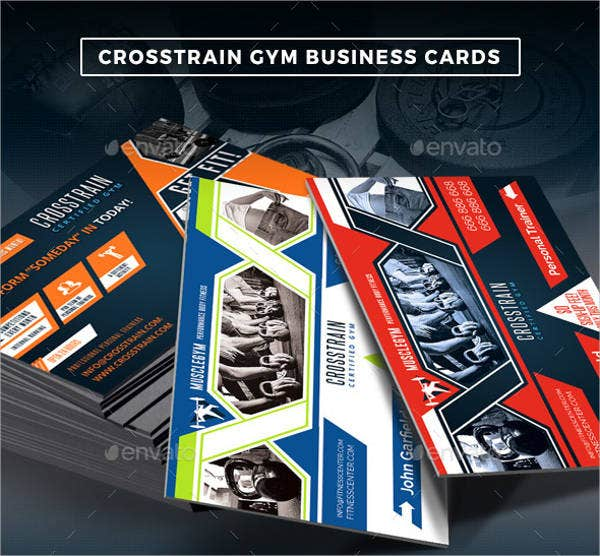 personal-training-business-card
