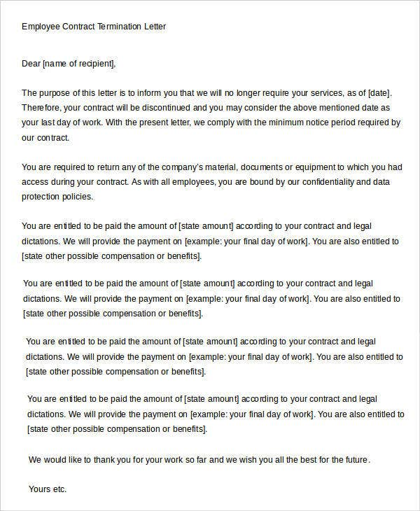 employee contract termination letter4