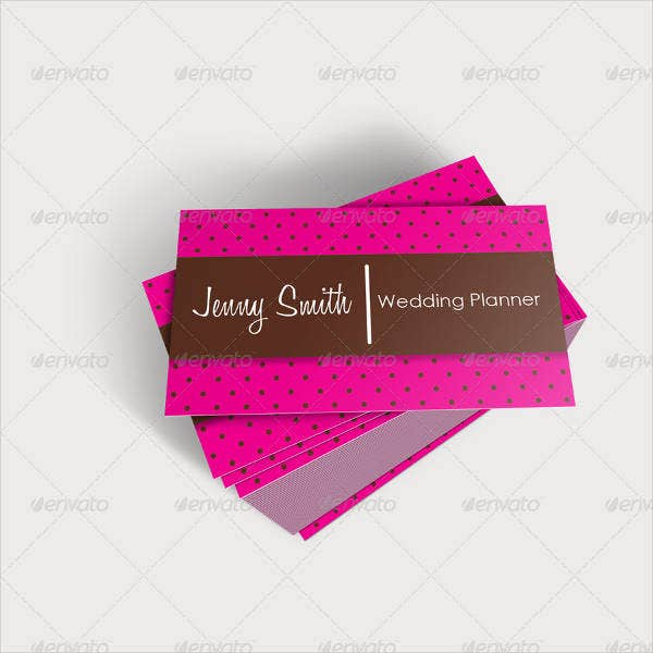 wedding-planner-business-card
