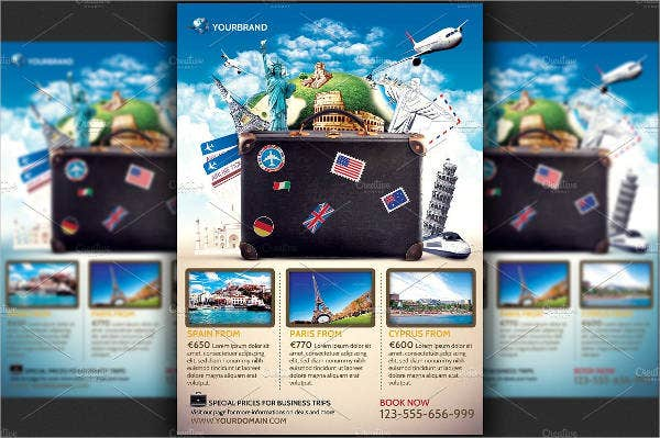 business-travel-psd-flyer