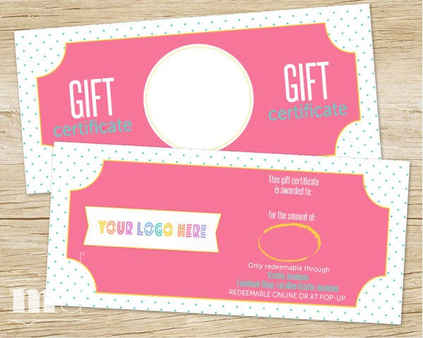 Small Business Gift Card