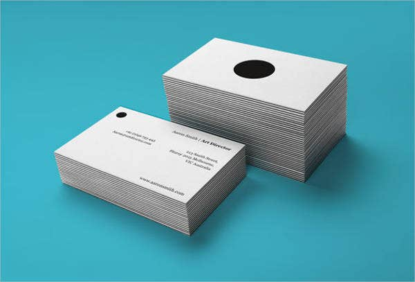 diy-minimal-business-card