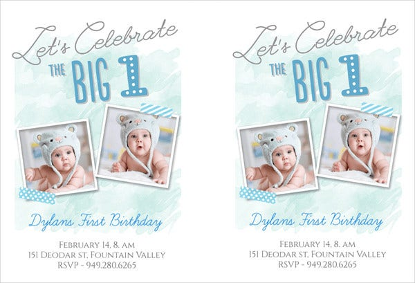 1st-birthday-flyer-template
