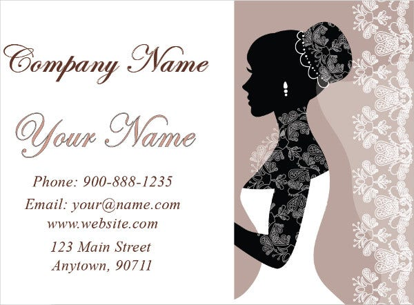 Business Cards Free PSD EPS Vector Jpg Format Download - Wedding business card template