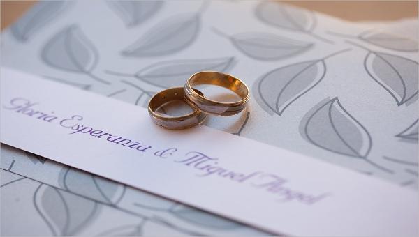 48 Sample Wedding Cards Ai Psd Google Docs Apple Pages