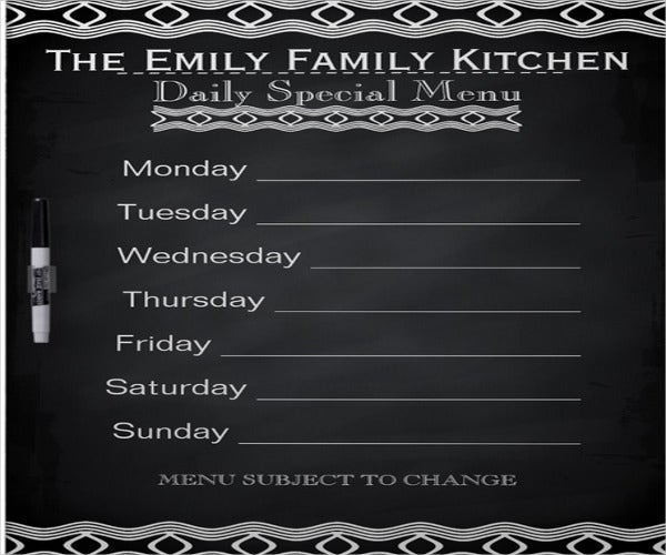 diy-kitchen-chalkboard-menu